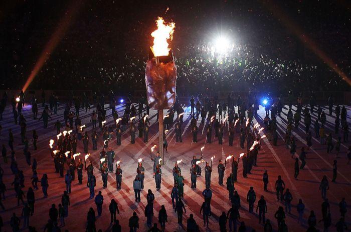 Параолимпийские игры 2010 в Ванкувере (40 фото)