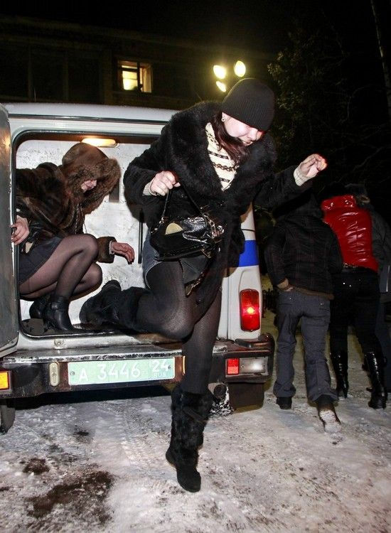 Ввв Реальные Задержание Проституток