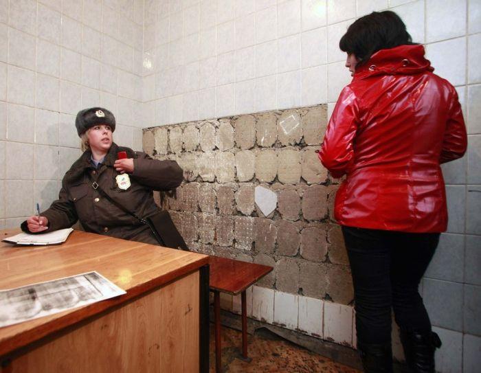 В красноярске задержали проституток