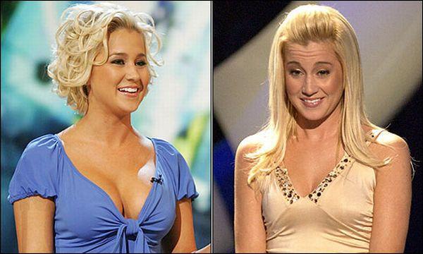 Звезды до и после силикона в груди (15 фото)