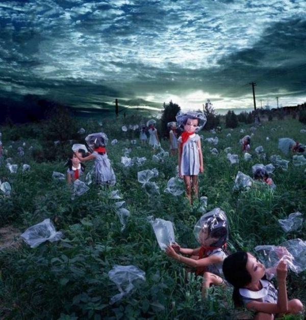 Девочка или кукла (22 фото)