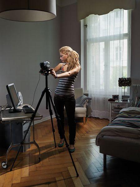 Креативные фотографии Холгера Путена (58 фото)