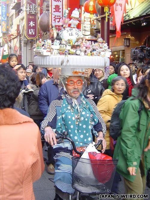 Только в Японии (97 фото)