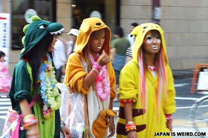 Кигурумин (от японского слова кигуруми, которое означает костюмы...