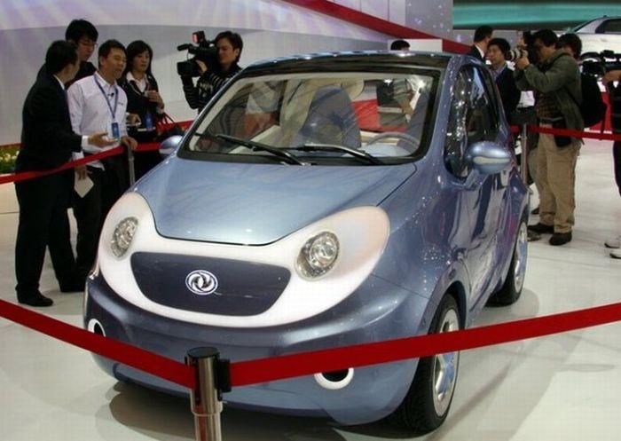 Худшие дизайны автомобилей (59 фото)