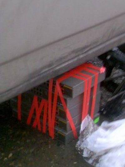 Как заменить колесо в стиле сисадмина? (2 фото)