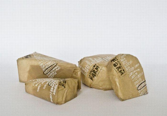 Необычные бутылки и упаковки (70 фото)