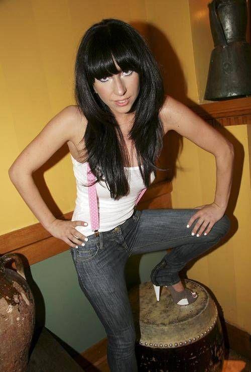 Молодая Lady Gaga (43 фото)