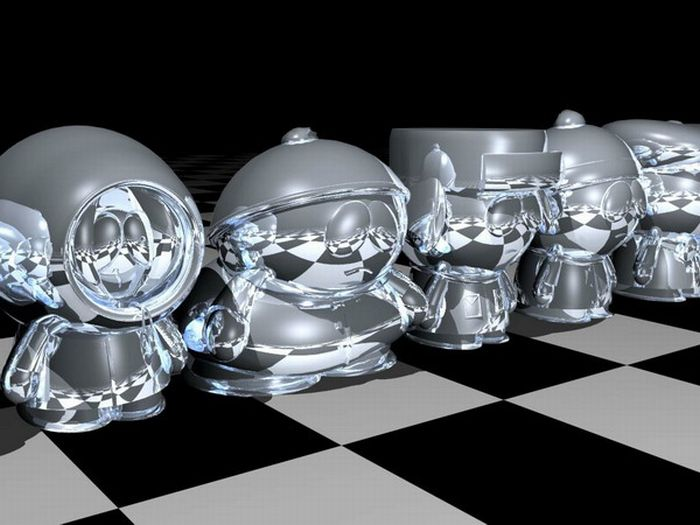 Необычные доски для шахмат (53 фото)