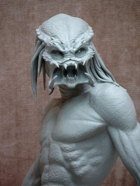 Классные скульптуры кино-героев (36 фото)