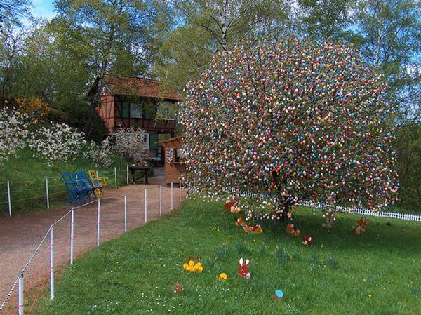Пасхальное дерево (7 фото)