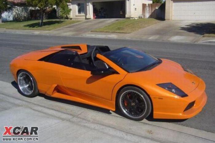 Самодельный Lamborghini (35 фото)