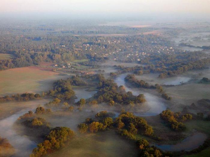 Литва с высоты птичьего полета (40 фото)