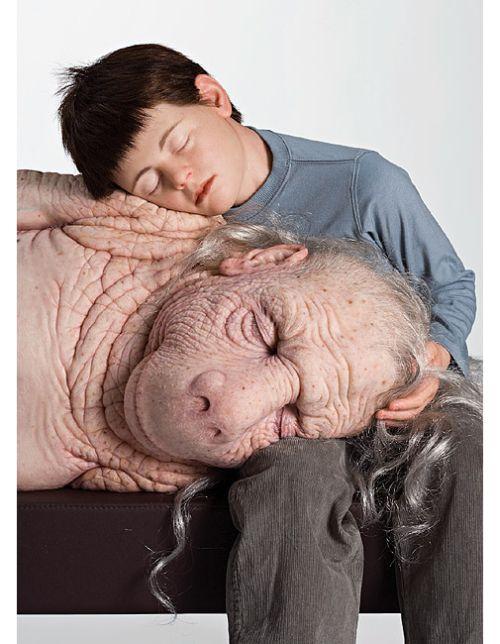 Самые необычные скульпуры Патриции Пиччинини (34 фото)