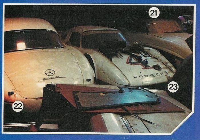Заброшенные суперкары (104 фото)