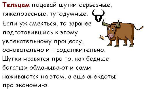 Гороскоп. Как шутит ваш знак Зодиака (12 картинок)