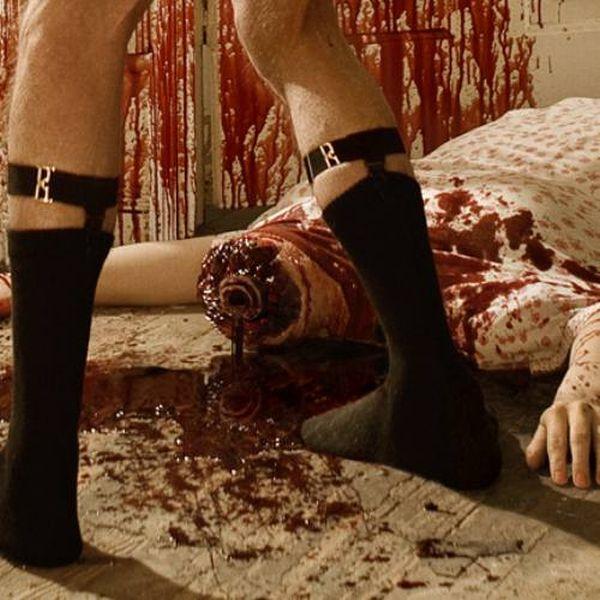 Убийство через замочную скважину (15 фото)