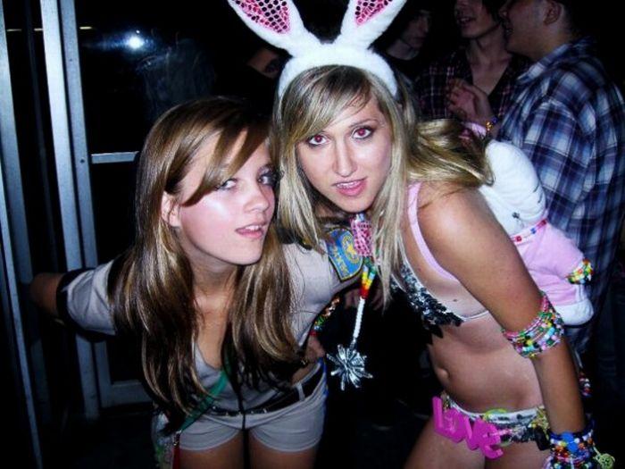 Сексуальные пасхальные кролики (62 фото)