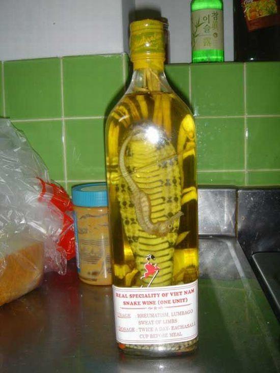 Вьетнамская водка (24 фото)