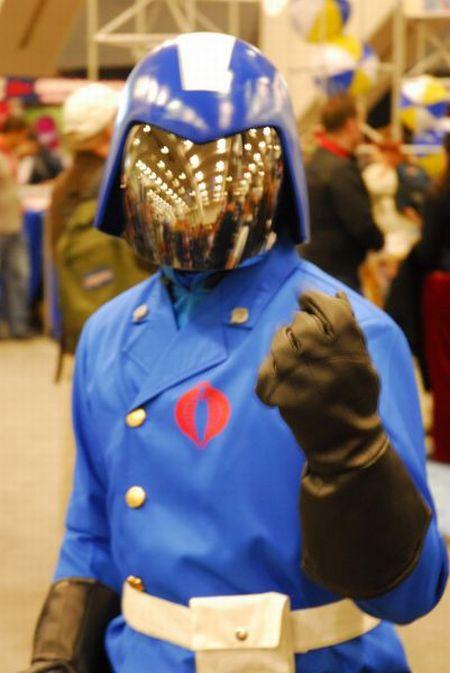 Худшие костюмы с WonderCon 2010 (35 фото)