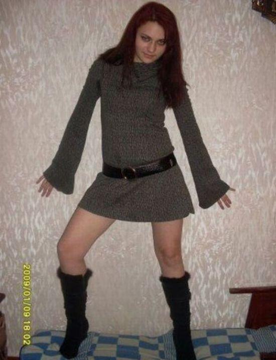 Фотографии девушек из отечественных социальных сетей (78 фото)
