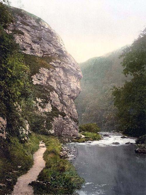 Цветные фотографии старой Англии (63 фото)
