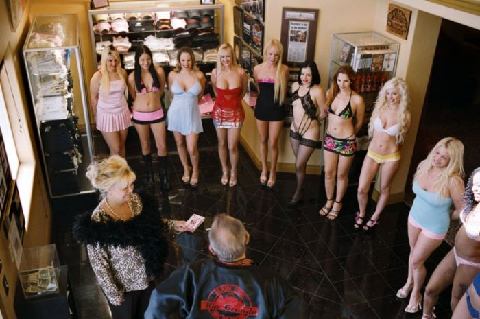 Бордельные проститутки