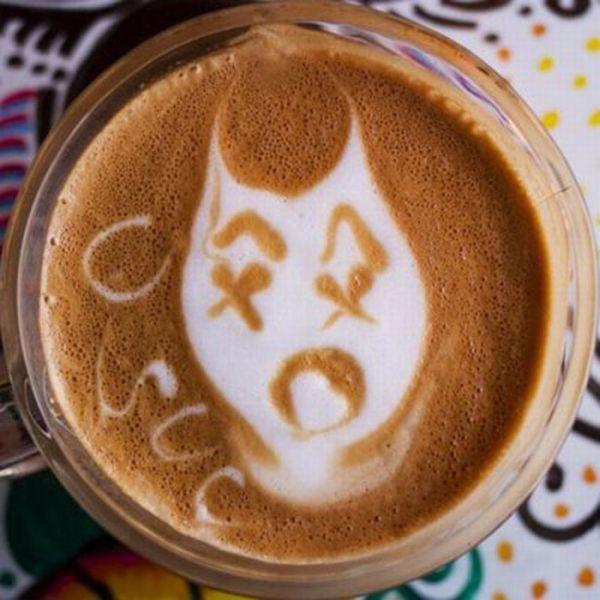 Красивое кофе (49 фото)