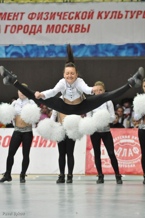 Открытое первенство Москвы по черлидингу (22 фото)