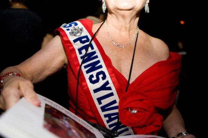 Пожилая Мисс Америка (30 фото)