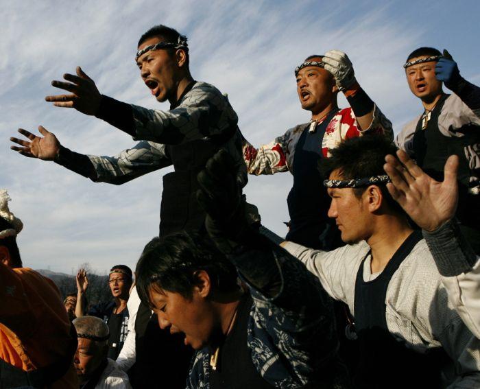 Фестиваль Онбашира (22 фото)