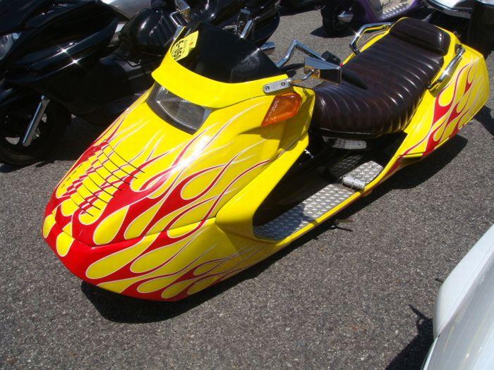 Японские мотоциклы (30 фото)