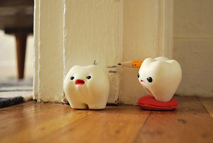 Мои молочные зуППки - жизнь молочных зубов (73 фото)