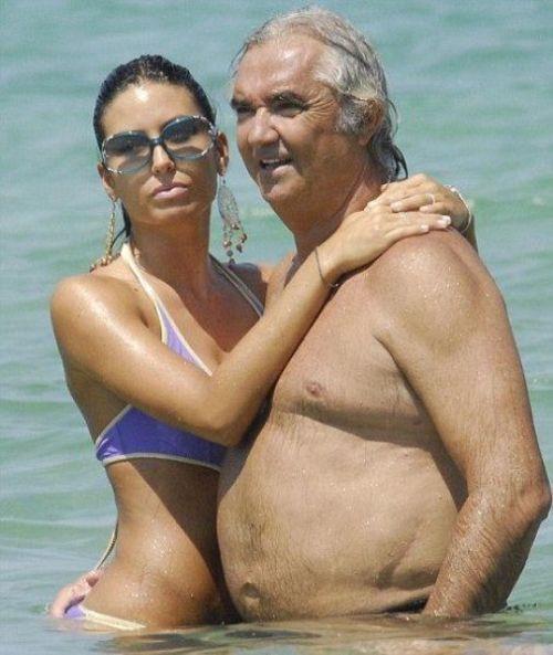 Красивые девушки с богатыми мужчинами (31 фото)