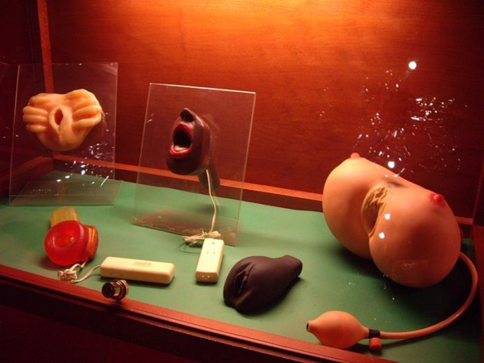 Секс-музей в Праге (24 фото)