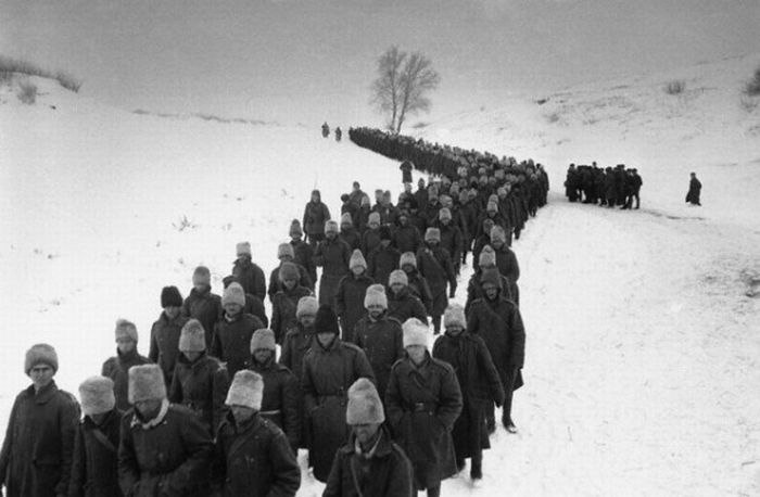 Вторая мировая война в фотографиях (52 фото)