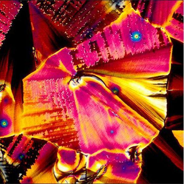 Алкогольные напитки под микроскопом (30 фото)