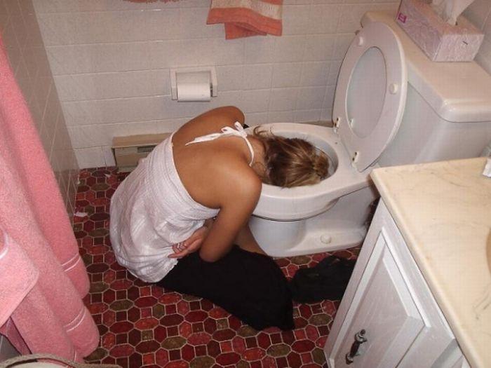 Пьяные девушки. Часть 2 (33 фото)