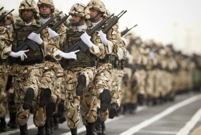 Национальный день армии в Иране (20 фото)