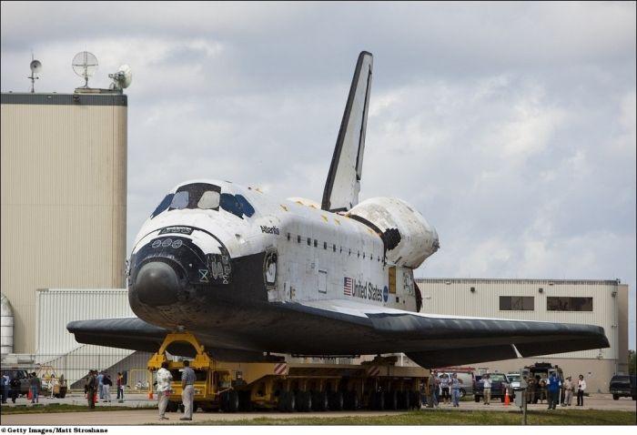 Последний полет Атлантис (18 фото)