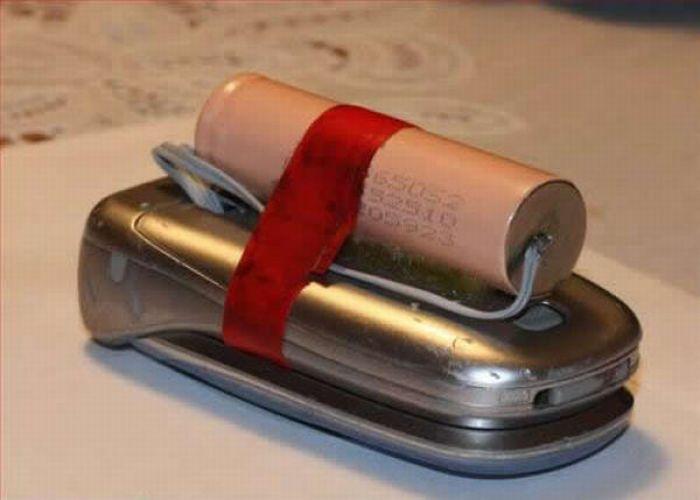 Странные самодельные изобретения (20 фото)