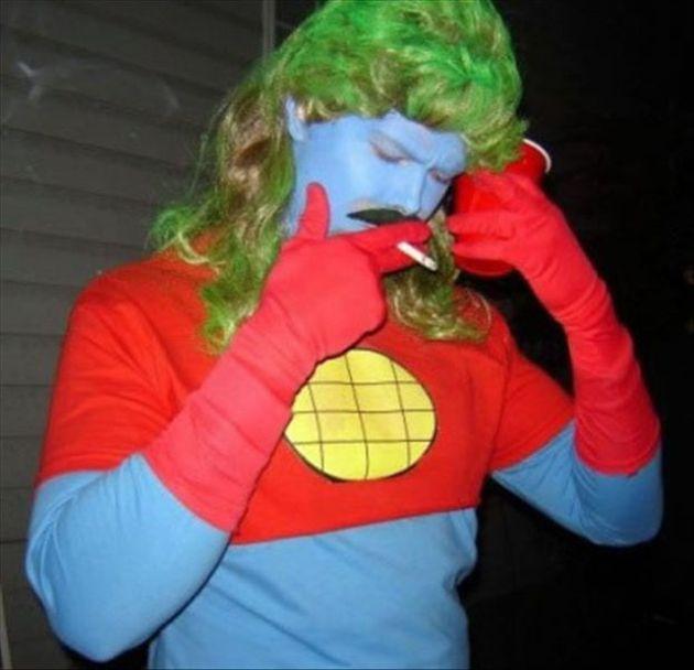 Самые смешные костюмы Капитана Планеты (25 фото)