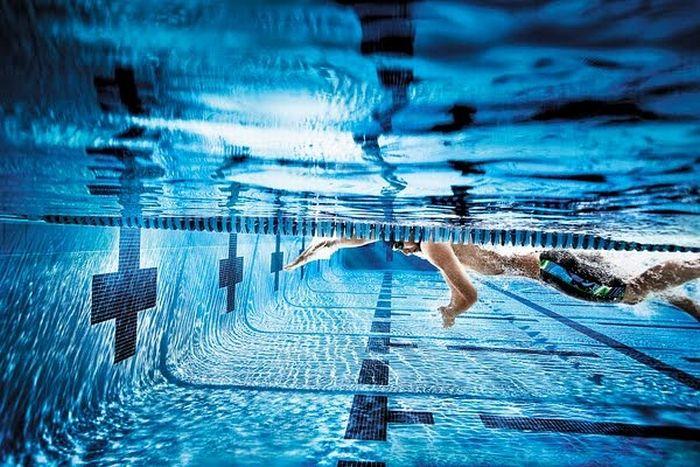 Необычные спортивные фотографии (18 фото)