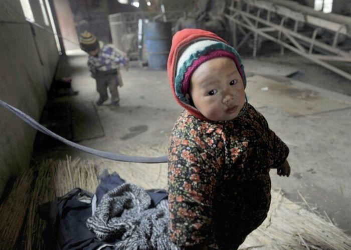 Детский садик по-китайски (6 фото)