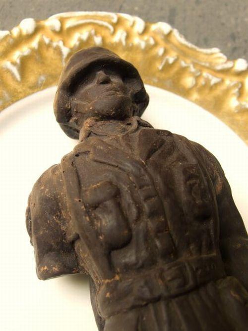 Шоколад по-военному (5 фото)