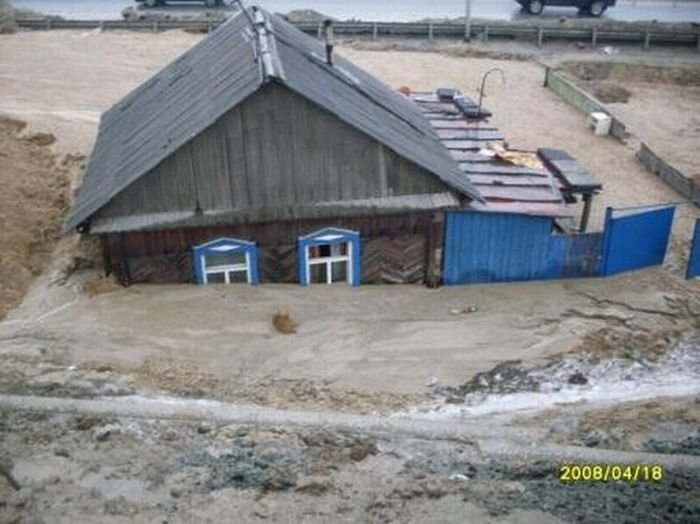 Томский домик за 10 миллионов (5 фото)