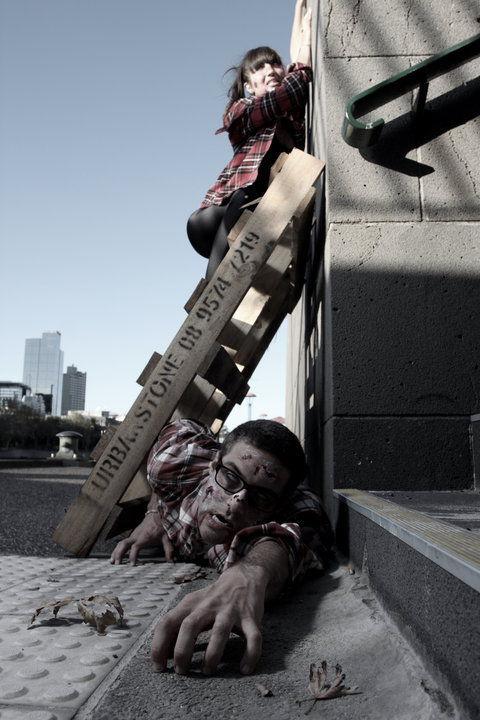 День зомби в Мельбурне (77 фото)