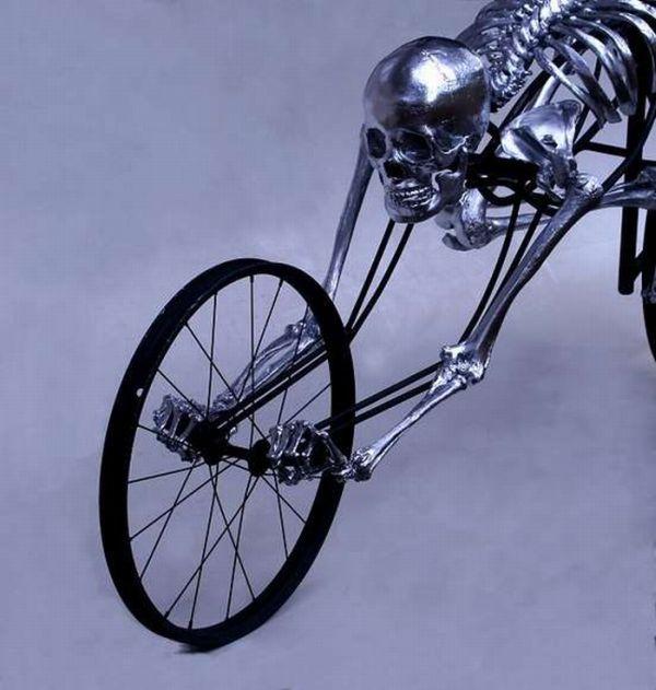 Скульптуры Джуда Тернера (19 фото)
