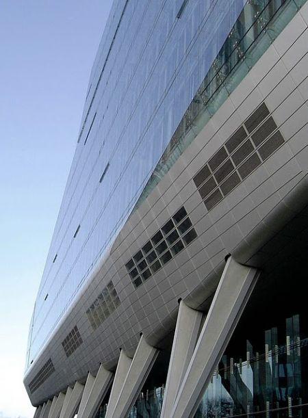 Здание ING в Амстердаме (39 фото)