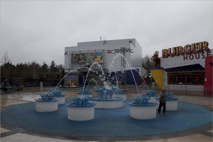Legoland в Калифорнии (38 фото)